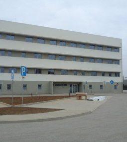 Hospital em Tatalona