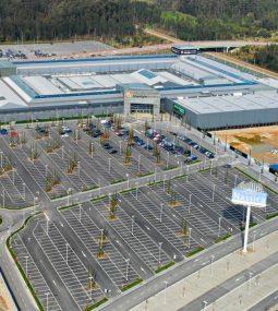 Centro Comercial em Vila do Conde