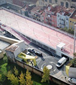 Parque de Estacionamento da Câmara de Lisboa