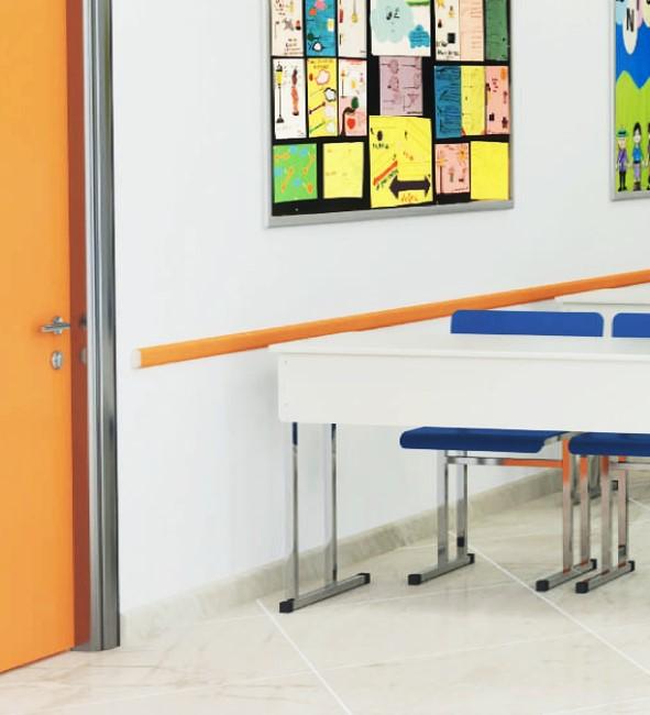 Proteção parede, rodacadeiras, proteção para cadeiras, proteção anti brasão, proteção contra impactos, proteção com capa vinílica