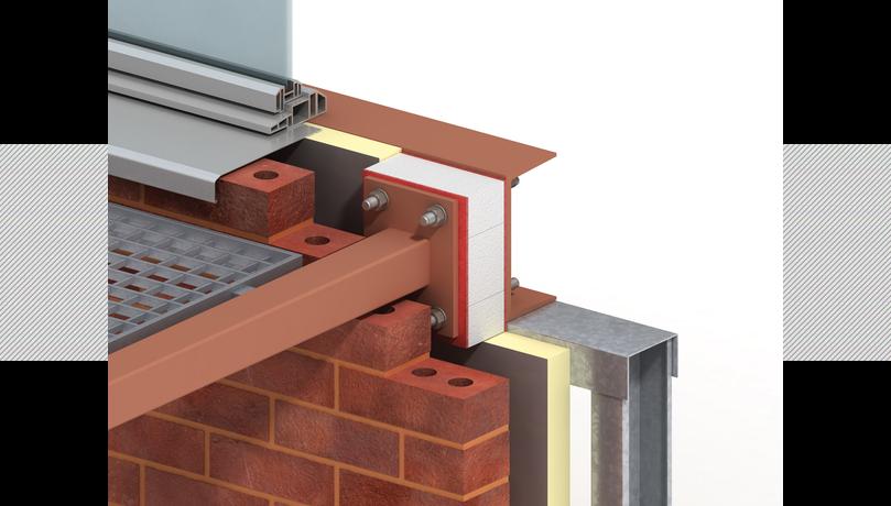 Isolan, Conectores de isolamento, ISOTEC, Isolamento térmico, Isoladores de corte-térmico, Conectores para varandas e lajes