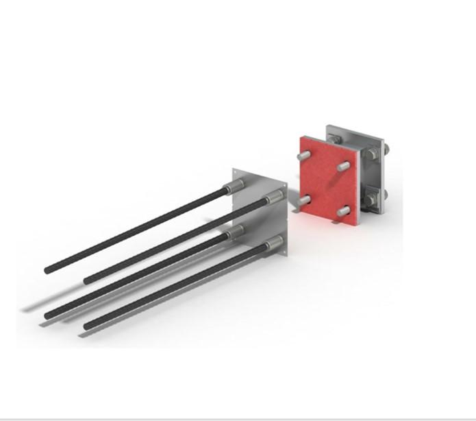 Conectores de isolamento, ISOTEC, Isolamento térmico, Isoladores de corte-térmico, Conectores para varandas e lajes