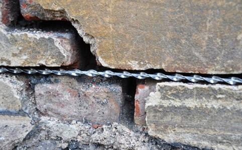 Reparação de paredes, reabilitação de monumentos, alvenaria, fachadas
