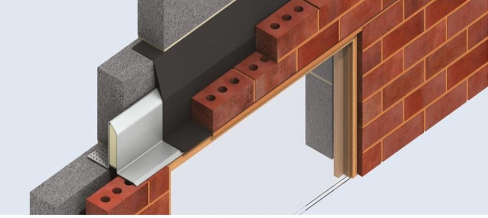 Reforços estruturais para vergas, portas, vãos e janelas, Alvenaria , Suportes