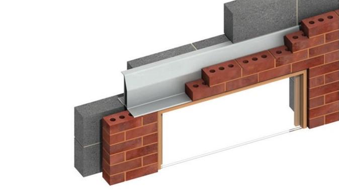 Reforços estruturais para vergas, portas, vãos e janelas