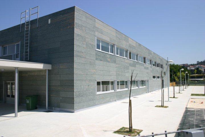 Fachadas, suportes para fachadas ventiladas, Ancoragens para fachadas com sub-estrutura