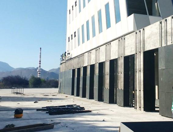 Ancoragens mecânicas para pedra, Fachadas com subestrutura, Reforço de fachadas, Fachadas de pedra