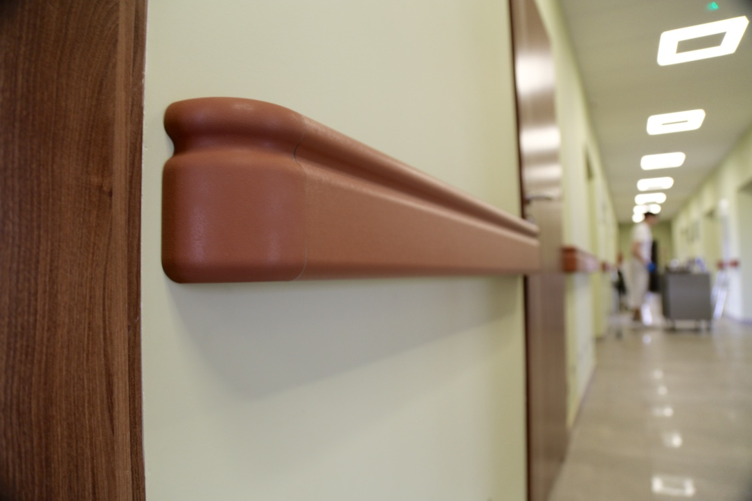 proteção de parede, rodamacas, passamãos, corrimão, rodacadeiras